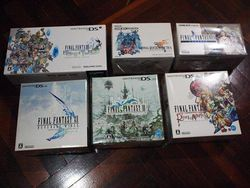 Final Fantasy collection eBay (2)