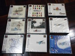 Final Fantasy collection eBay (3)