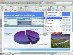 Microsoft Office 2011 pour Mac screen 1