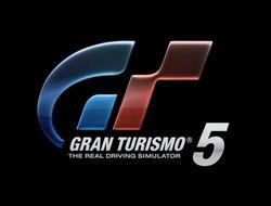 Gran Turismo 5 - logo