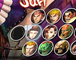 Super Street Fighter IV Arcade - nouveaux persos