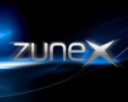 ZuneX - logo