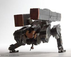 Metal Gear Solid Peace Walker - Jouets Square Enix