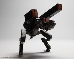 Metal Gear Solid Peace Walker - Jouets Square Enix (1)