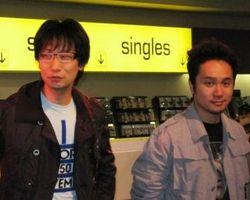 Hideo Kojima - Yoji Shinkawa