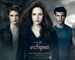 Twilight Eclipse screen