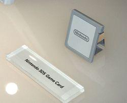 Rumeur taille cartouche Nintendo 3DS