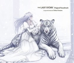 The Last Story Original Soundtrack - jaquette