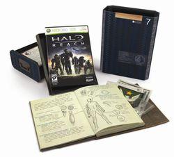Halo Reach edition Collector