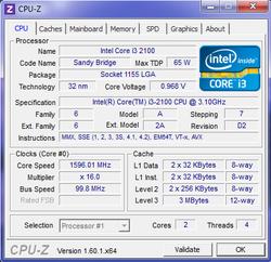 CPU-Z 1