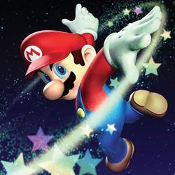 Super Mario Galaxy : Trailer (432x432)