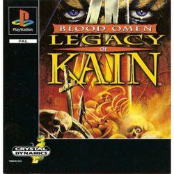 Blood Omen : Legacy of Kain - pochette