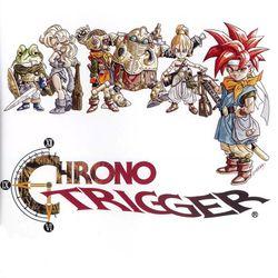 Chrono Trigger - pochette