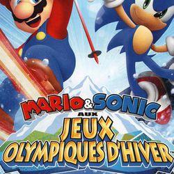test Mario & Sonic au JO d'hiver