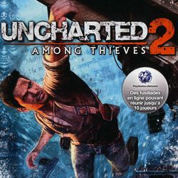 Uncharted 2 : Among Thieves - pochette