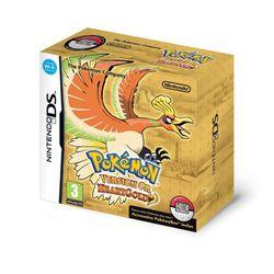 Pokémon Version Or - HeartGold