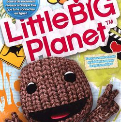 LittleBigPlanet PSP - jaquette littlebigplanet playstation portable psp cover avant g