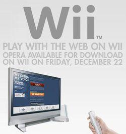 Nintendo Wii - Opera - Image 1