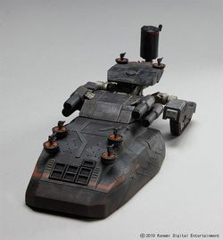 Metal Gear Solid Peace Walker - Jouets Square Enix (6)