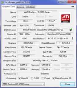 GPU-Z 1