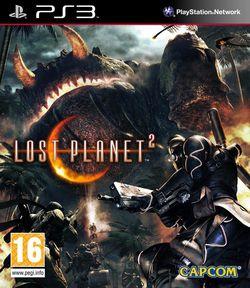 Lost Planet 2 - jaquette européenne