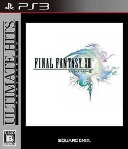Ultimate Hits Final Fantasy XIII