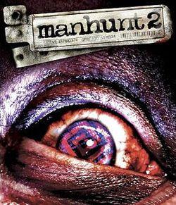 Manhunt 2 - Pochette