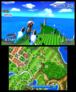 PilotWings Resort 3DS (3)