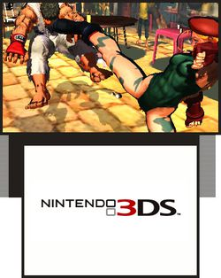 Super Street Fighter IV 3D Edition (1)