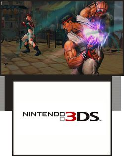 Super Street Fighter IV 3D Edition (3)