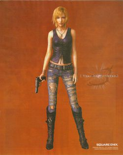 Parasite Eve - The 3rd Birthday (9)