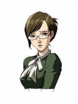 Persona 2 Innocent Sin PSP - Musubu Torikiri