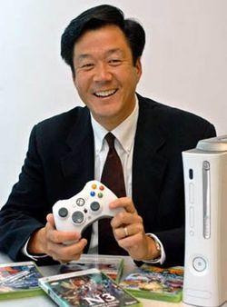 Shane Kim - président Microsoft Game Studios