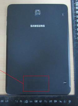 Samsung Galaxy Tab S2 dos