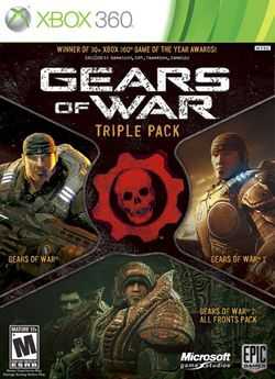 Gears of War Triple Pack