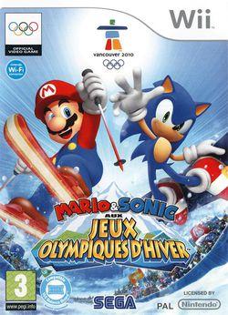 Mario & Sonic au JO d'hiver