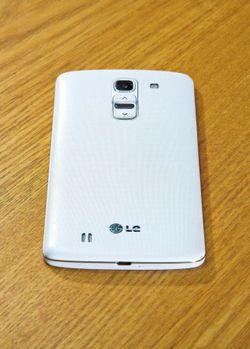 LG G Pro 2 commandes