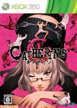 Catherine - jaquette Xbox 360