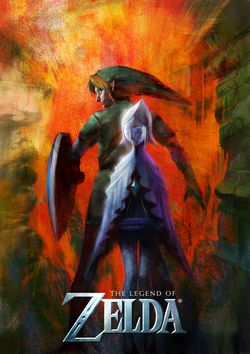 The Legend of Zelda Wii - artwork