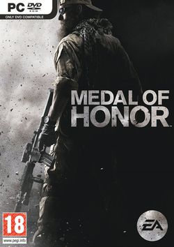 Medal of Honor - Jaquette