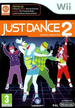 Just Dance 2 - jaquette Wii