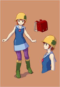 Mega Man Legends 3 concours - Hayato Kaji