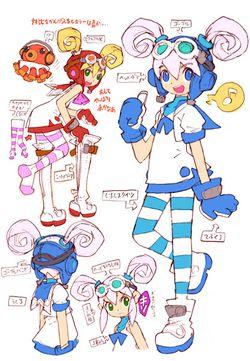 Mega Man Legends 3 concours - Toru Nakayama