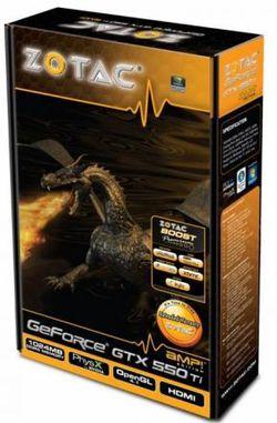Zotac GeForce GTX 550 Ti 3