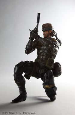 Metal Gear Solid Peace Walker - Jouets Square Enix (3)