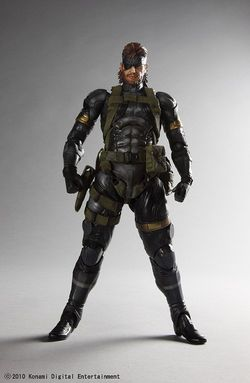 Metal Gear Solid Peace Walker - Jouets Square Enix (4)