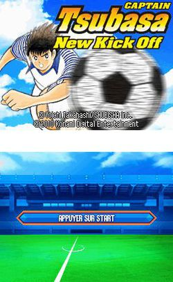 Captain Tsubasa New Kick Off DS (1)