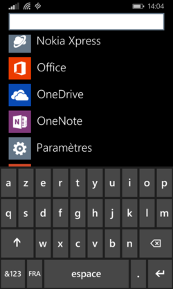 Windows Phone recherche application (4)