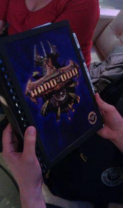 Hand of Odd - Oddworld