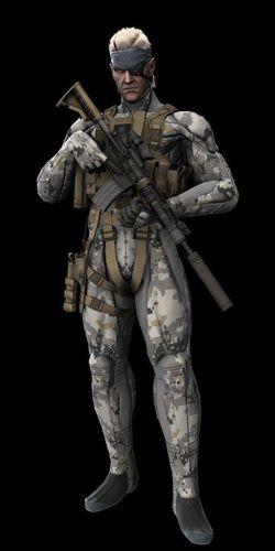 Metal Gear Arcade (10)